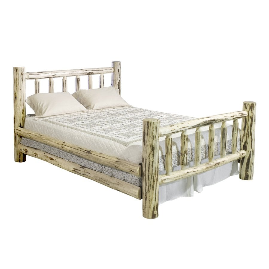 Montana Woodworks Montana Clear Lacquer King Bed