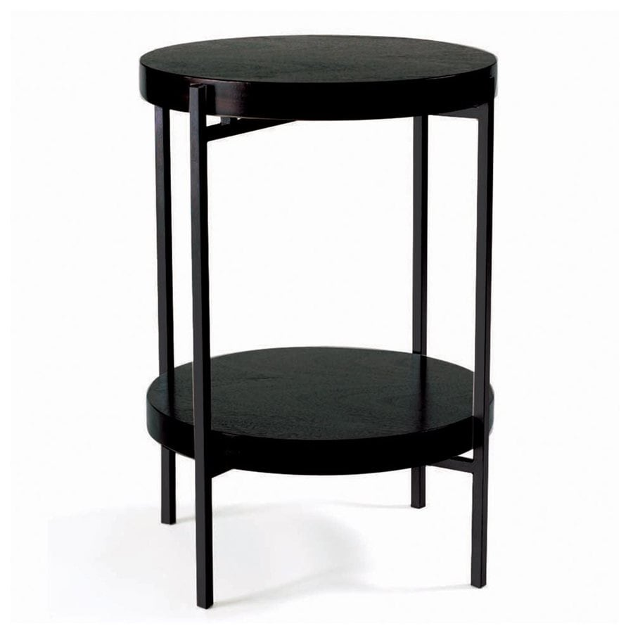 Tag Furnishings Group Martini Java Round End Table