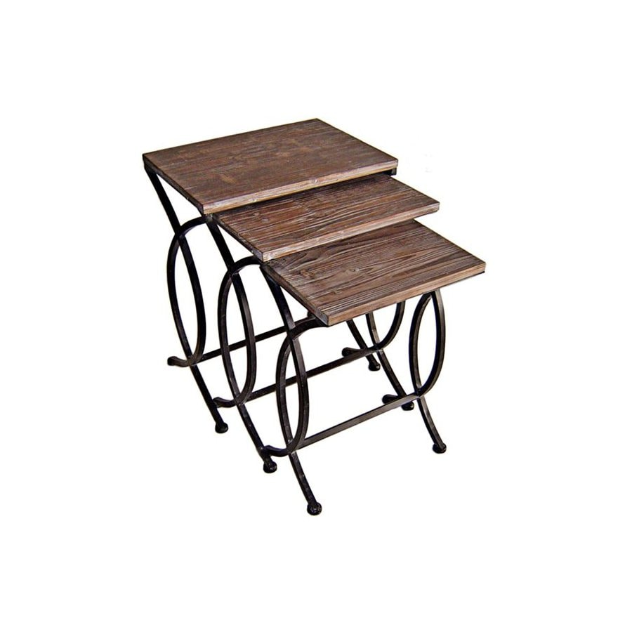 Cheung's Brown Accent Table Set