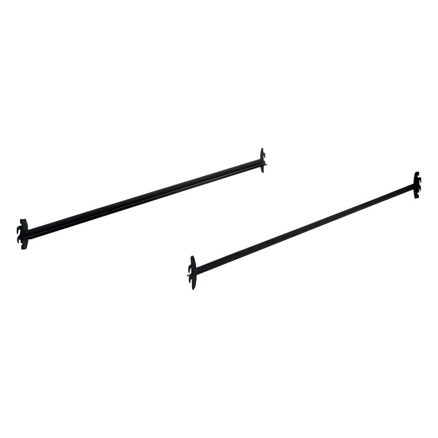 Furniture of America 81-in Steel Queen Bed Rails
