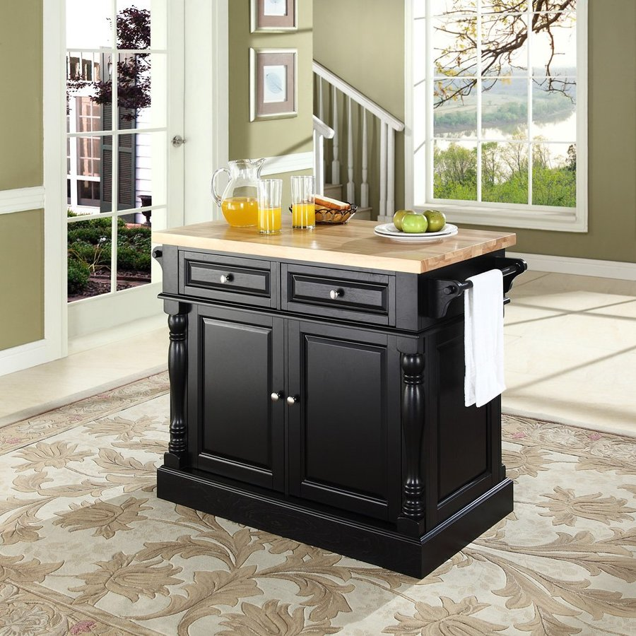 Shop Crosley Furniture 48 25 In L X 23 In W X 36 In H