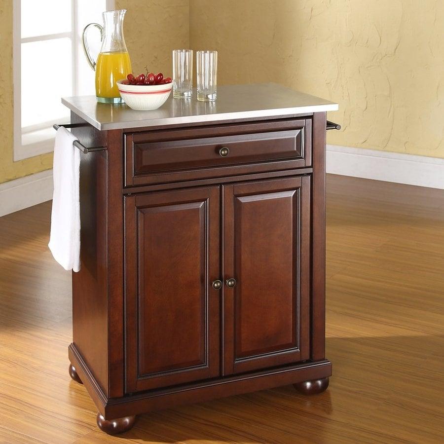 Shop Crosley Furniture 28.25-in L X 18-in W X 36-in H