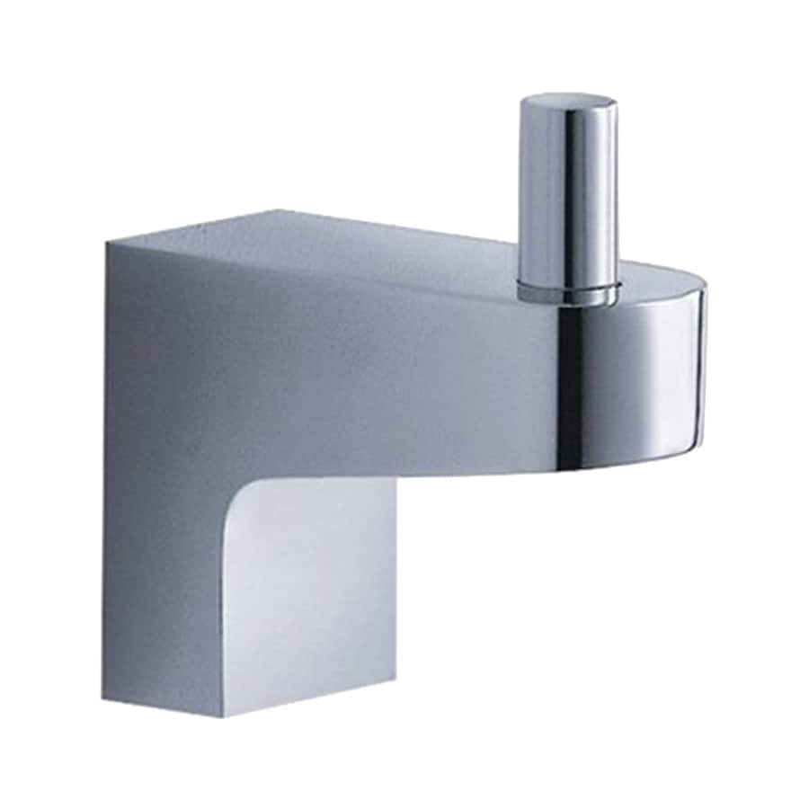 Fresca Generoso 1-Hook Chrome Robe Hook
