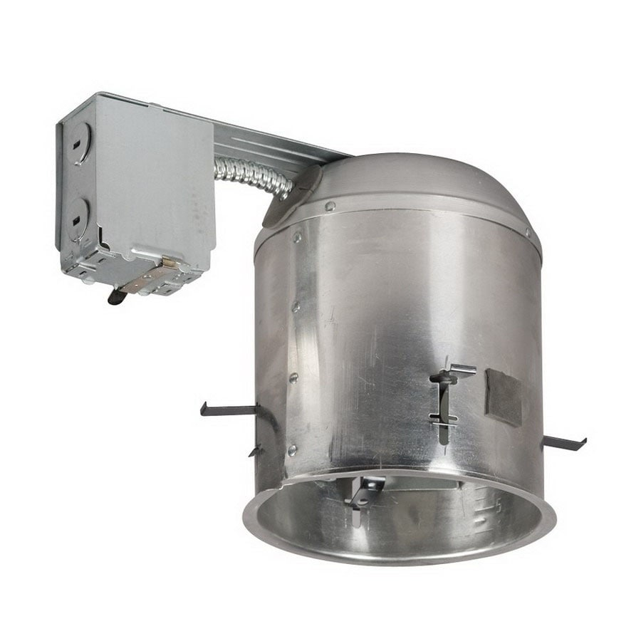 Galaxy 6-in Remodel IC Recessed Light Housing