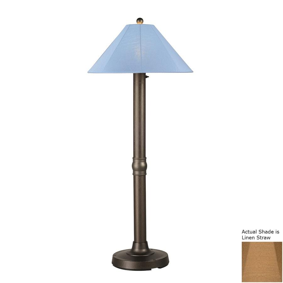 Patio Living Concepts 16-in Plug-In Outdoor Floor Lamp