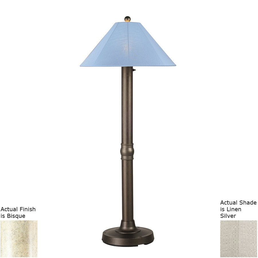 Patio Living Concepts 16-in Plug-In Outdoor Floor Lamp