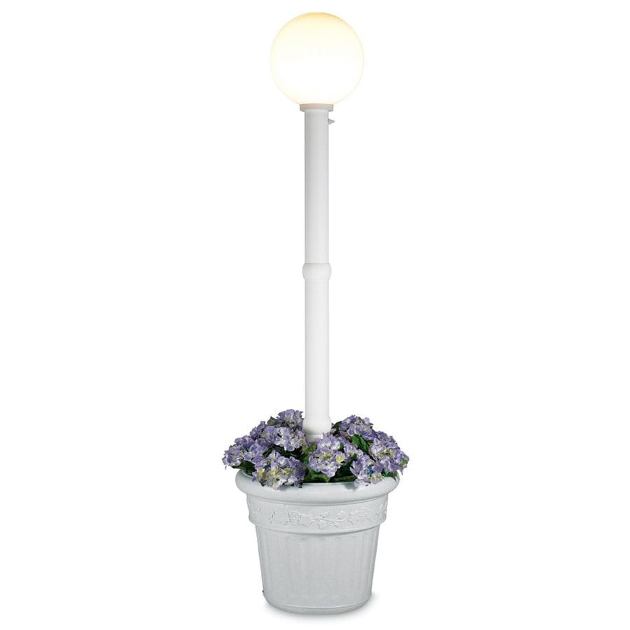 Patio Living Concepts 80-in Touch Plug-In Outdoor Floor Lamp