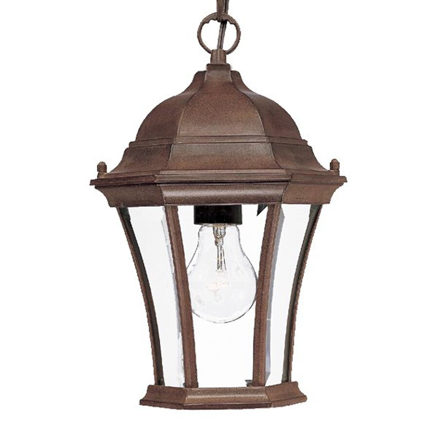 Acclaim Lighting Brynmawr 12-in H Outdoor Pendant Light