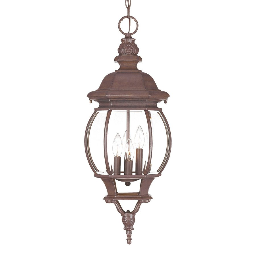 Acclaim Lighting Chateau 28.75-in H Outdoor Pendant Light