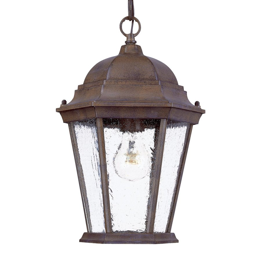 Acclaim Lighting Richmond 14-in H Outdoor Pendant Light