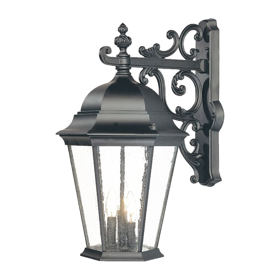 Acclaim Lighting Richmond 23.5-in H Matte Black Outdoor Wall Light