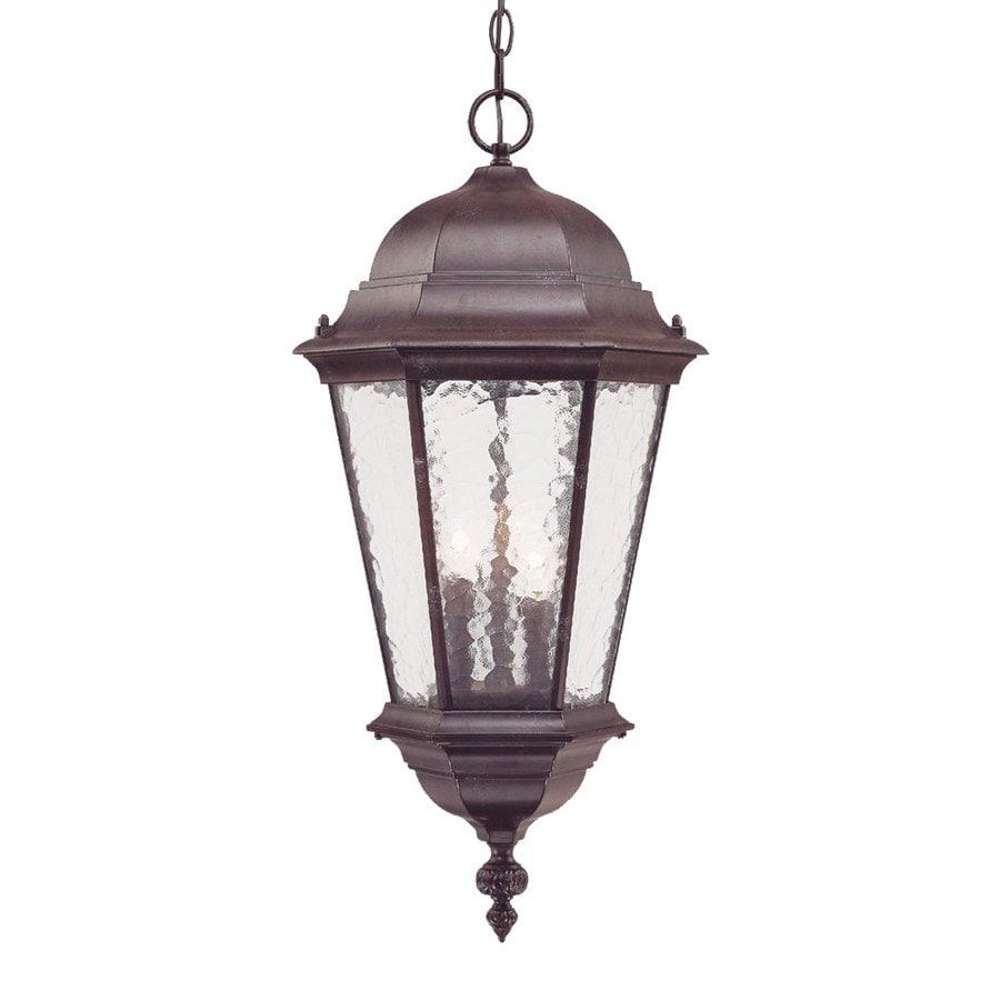 Acclaim Lighting Telfair 25.5-in H Outdoor Pendant Light