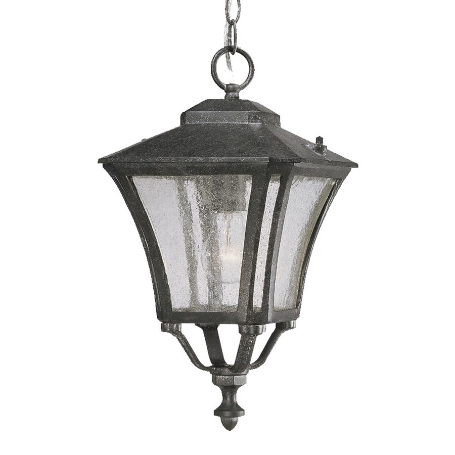 Acclaim Lighting Tuscan 16.5-in H Outdoor Pendant Light