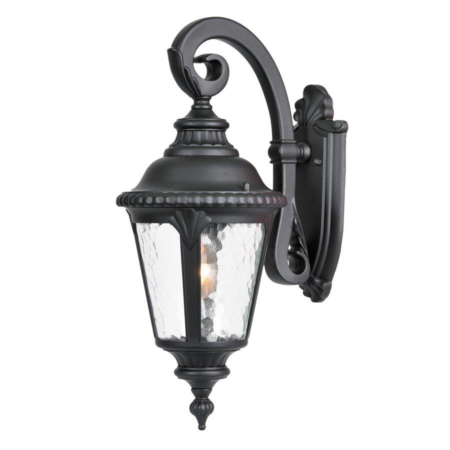 Shop Acclaim Lighting Surrey 19.5-in H Matte Black Outdoor
