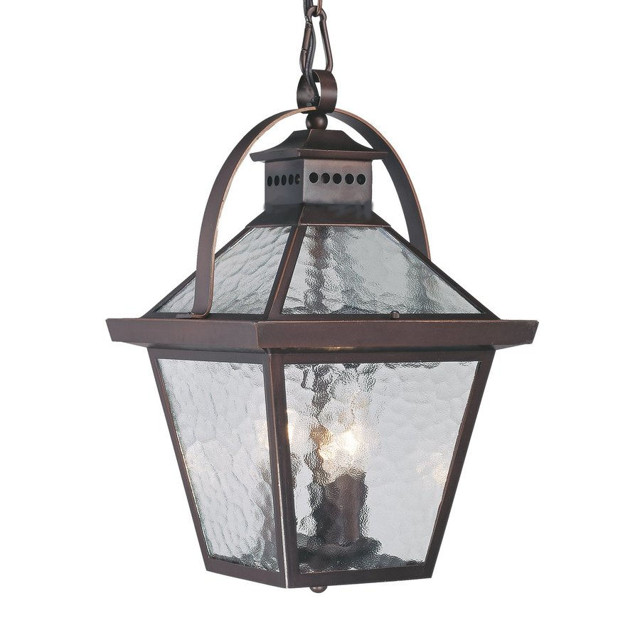 Shop Acclaim Lighting Bay Street 16.5-in H Bronze Outdoor