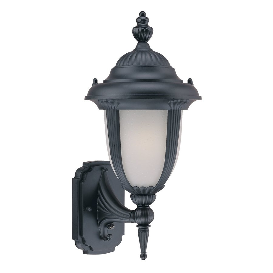 Acclaim Lighting Monterey 16-in H Matte Black Outdoor Wall Light