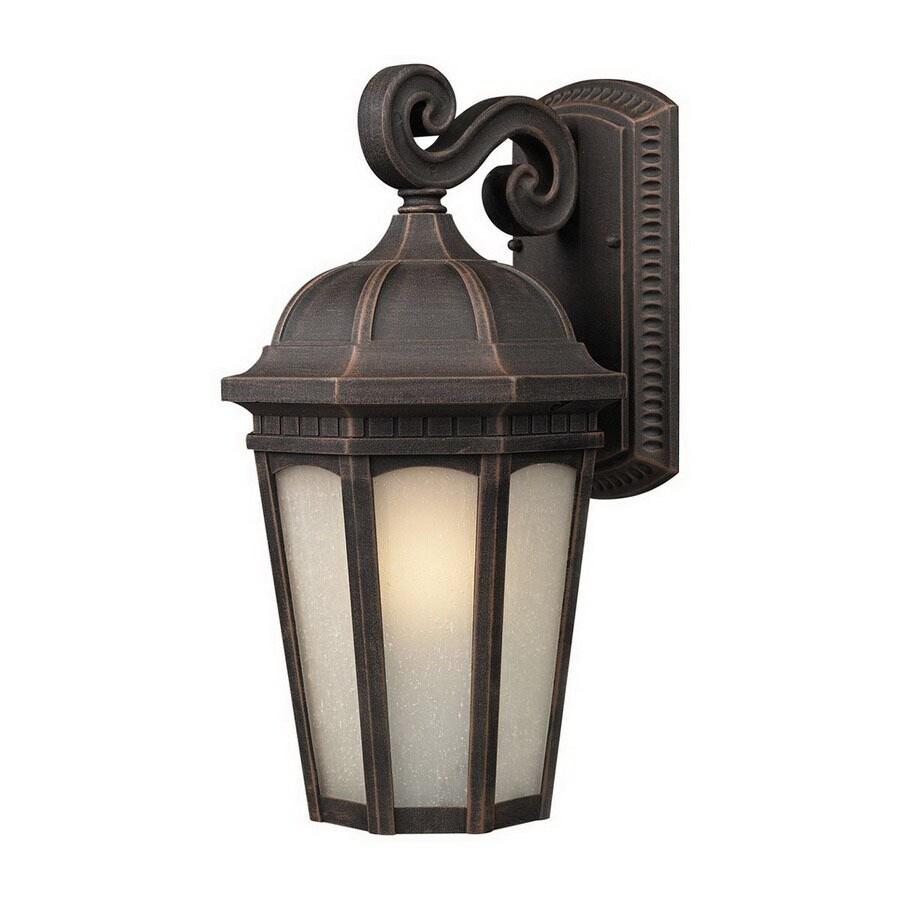 Z-Lite Newport 11-7/8-in H Antique Bronze Outdoor Wall Light