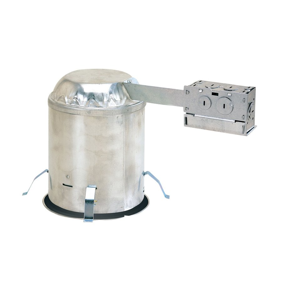 Nora Lighting Remodel Airtight IC Recessed Light Housing (Common: 6-in; Actual: 5.625-in)