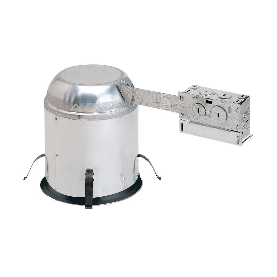 Nora Lighting Remodel Airtight IC Recessed Light Housing (Common: 6-in; Actual: 6.375-in)