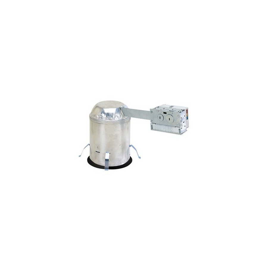 Nora Lighting 5-in Remodel Airtight IC CFL Recessed Light Housing
