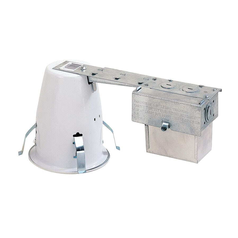 Nora Lighting 4-in Remodel CFL Recessed Light Housing
