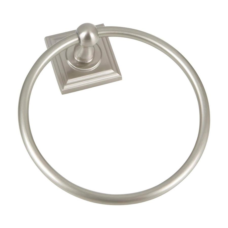 The Delaney Company 700 Series Satin Nickel Wall-Mount Towel Ring