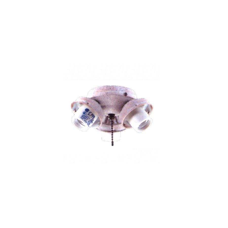 Nicor Lighting 3-Light Verde Ceiling Fan Light Kit