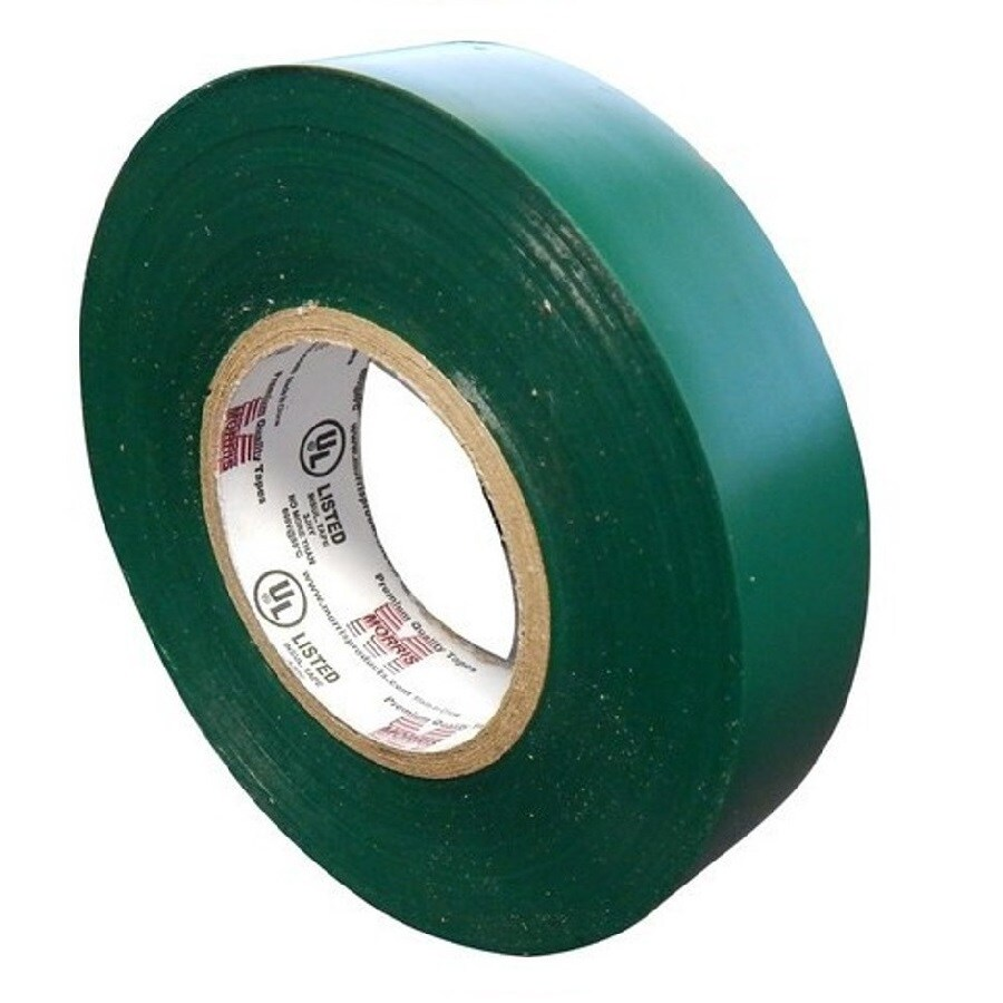 Morris Products 60-ft Green Electrical Tape