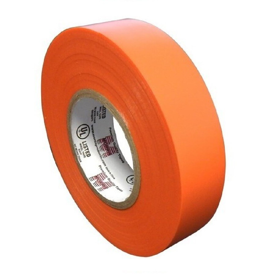 Morris Products 60-ft Orange Electrical Tape