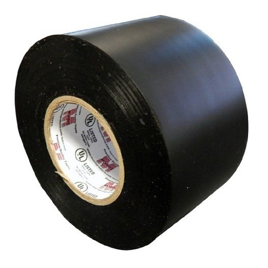 Shop Morris Products 66 Ft Black Electrical Tape At Lowes
