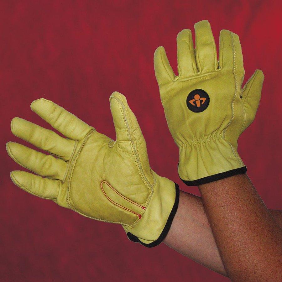 Impacto Xx-Large Unisex Leather Palm Work Gloves