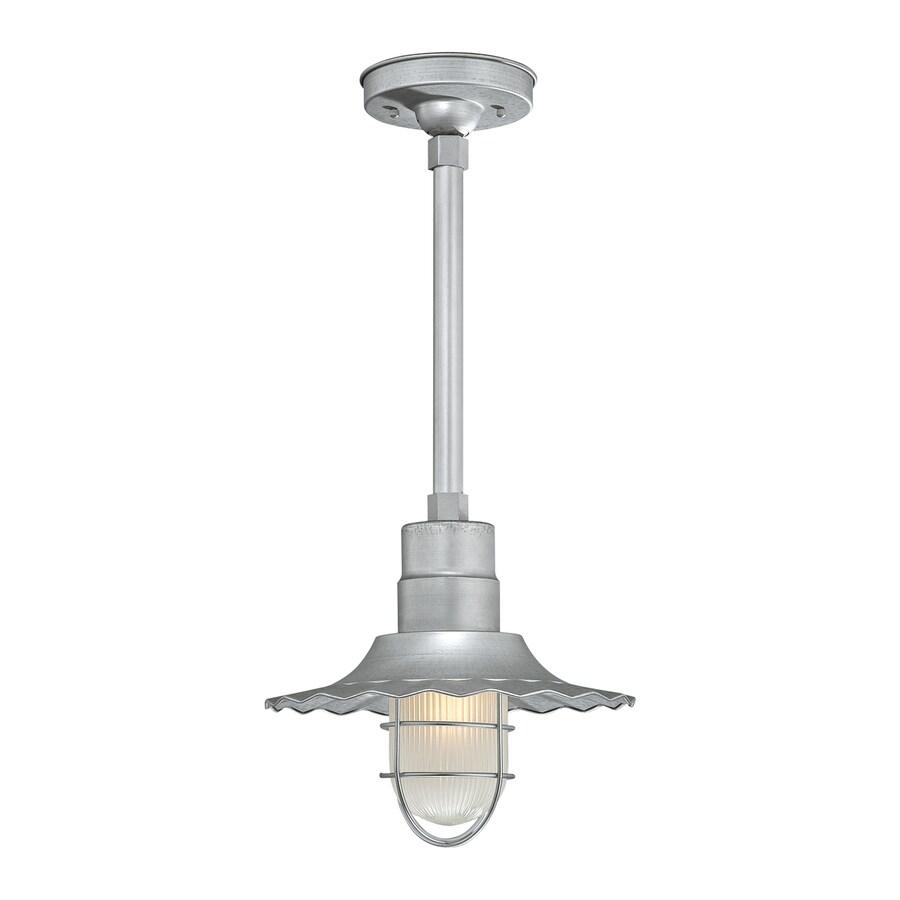 Millennium Lighting R Series 11.25-in H Outdoor Pendant Light
