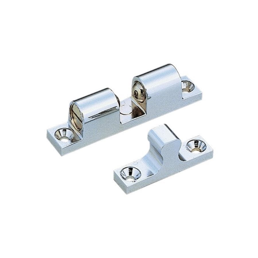 Sugatsune Zinc-Plated Entry Door Night Latch