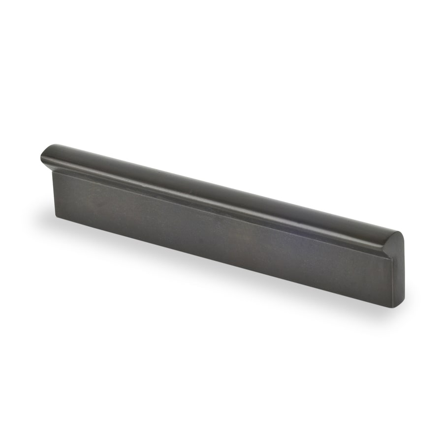 Topex Hardware 2-1/2-in Center-to-Center Brushed Oil-Rubbed Bronze Contemporary Rectangular Cabinet Pull