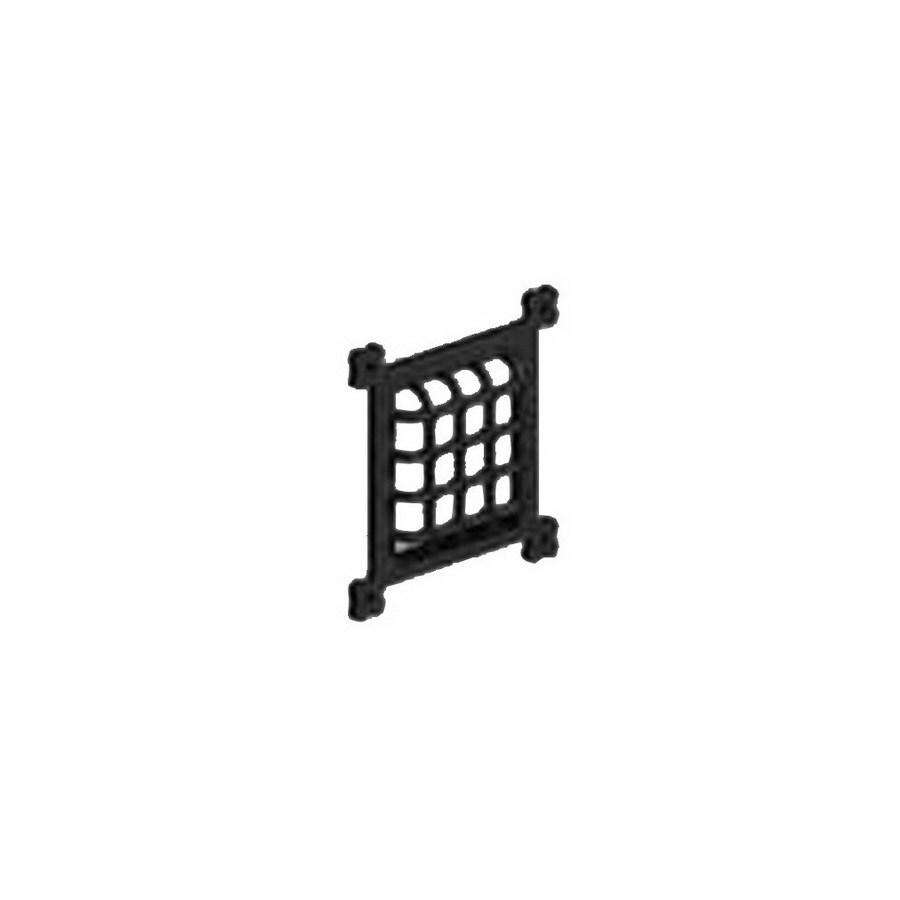 Gatemate 10-3/4-in Black Entry Door Viewer