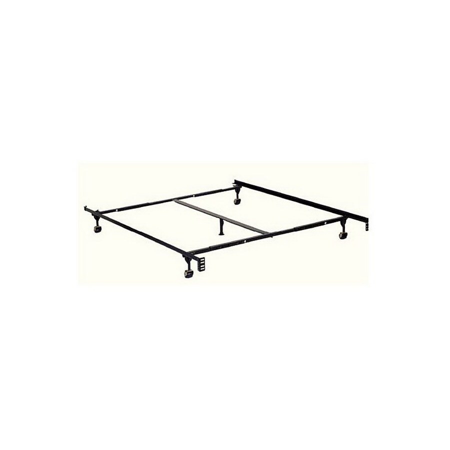 Furniture of America Black Full/Queen Bedframe