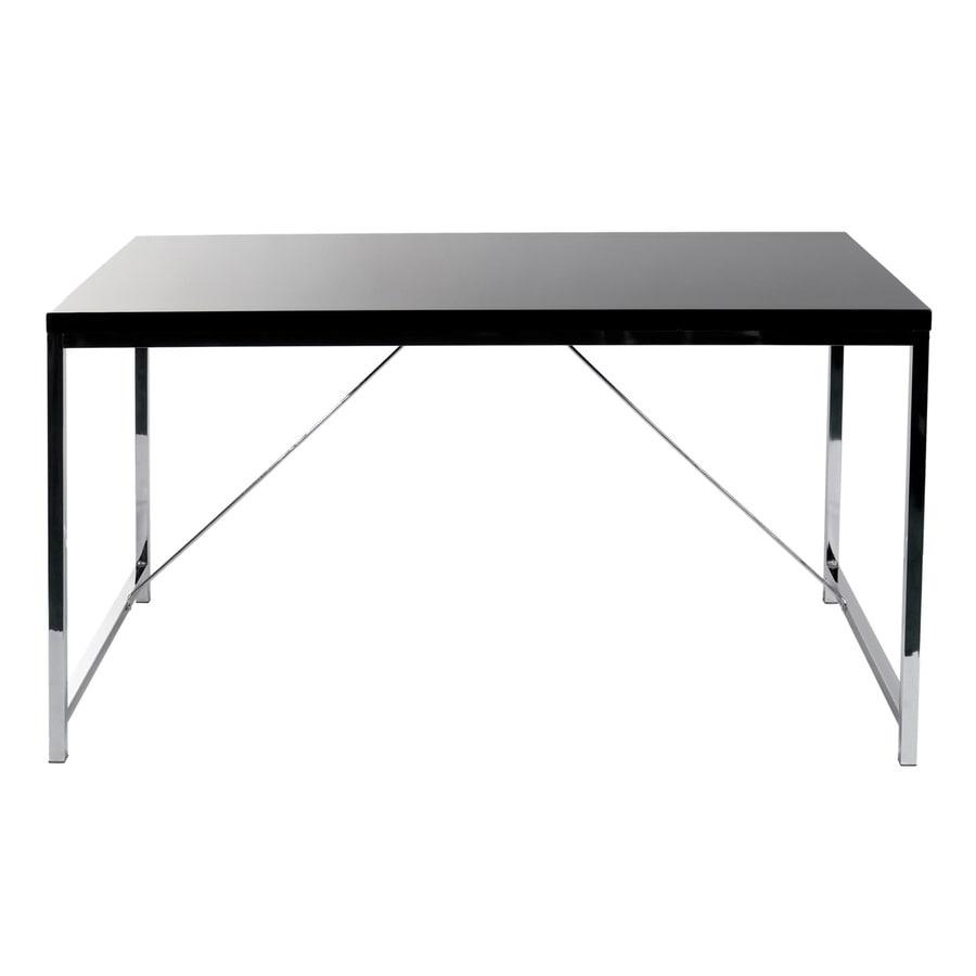 Eurostyle Gilbert Black Writing Desk