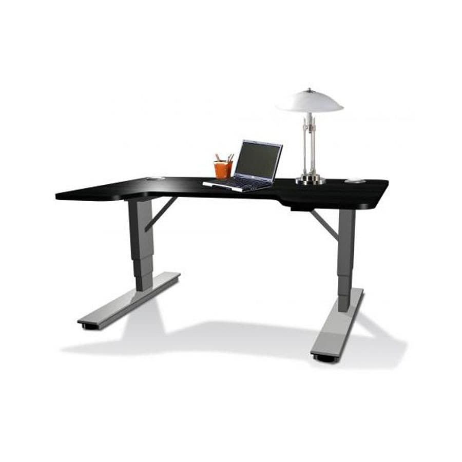 Shop jesper office espresso computer desk at - Jesper office desk ...