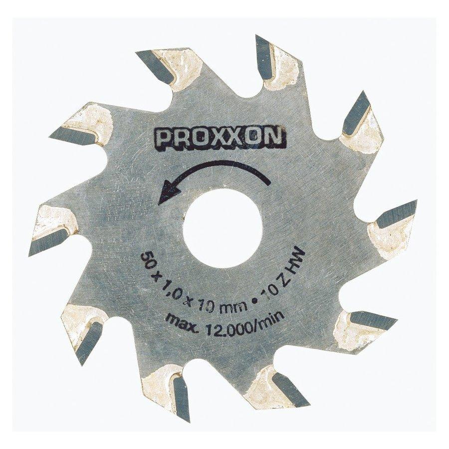 Proxxon 2-in 10-Tooth Turbo Circular Saw Blade