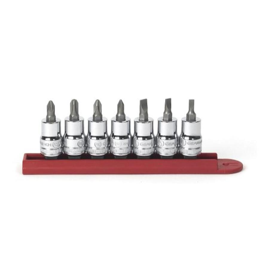 KD Tools 7-Piece Phillips Driver Socket Set