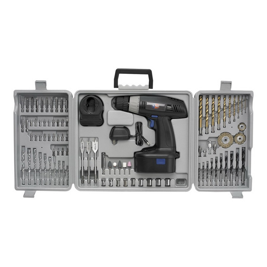 All-Power America 19.2-Volt 3/8-in Cordless Drill Kit