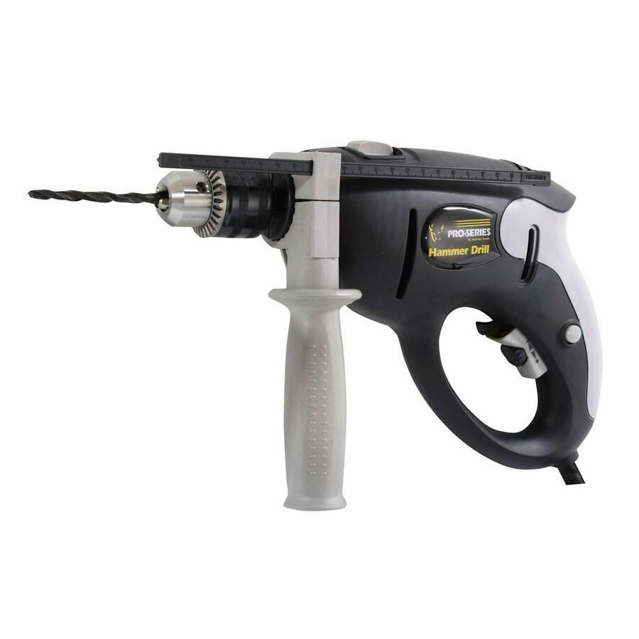 Buffalo Tools 1/2-in Buffalo Tools Pro-Series Electric Hammer Drill