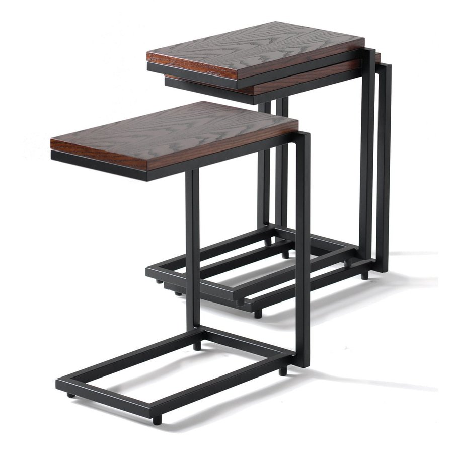Tag Furnishings Group Stacking C's Java Rectangular End Table