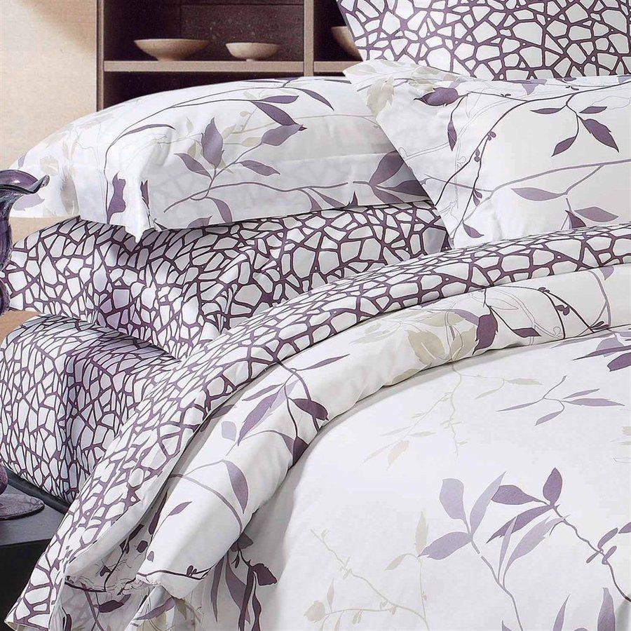 North Home Bedding Iris Queen Cotton Sheet Set