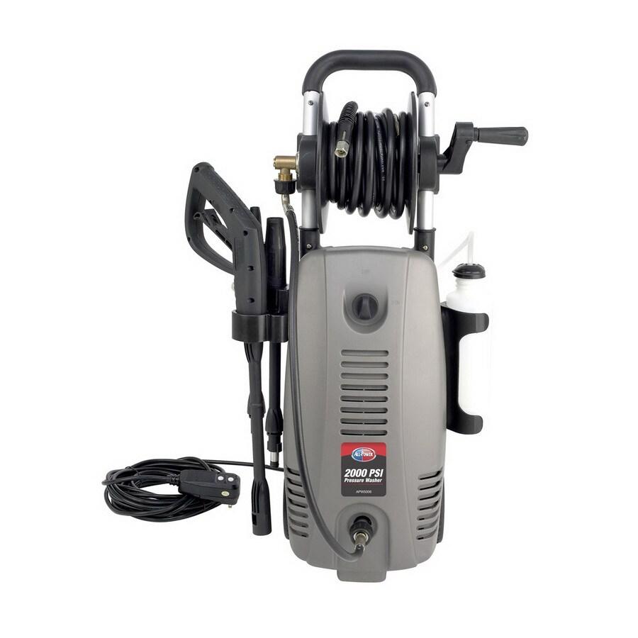 All-Power America 2000-PSI 1.6-Gallon-GPM Electric Pressure Washer
