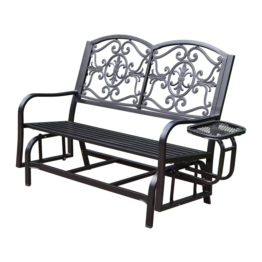 Outdoor patio furniture gliders rockers and gliders patio for Outdoor furniture glider