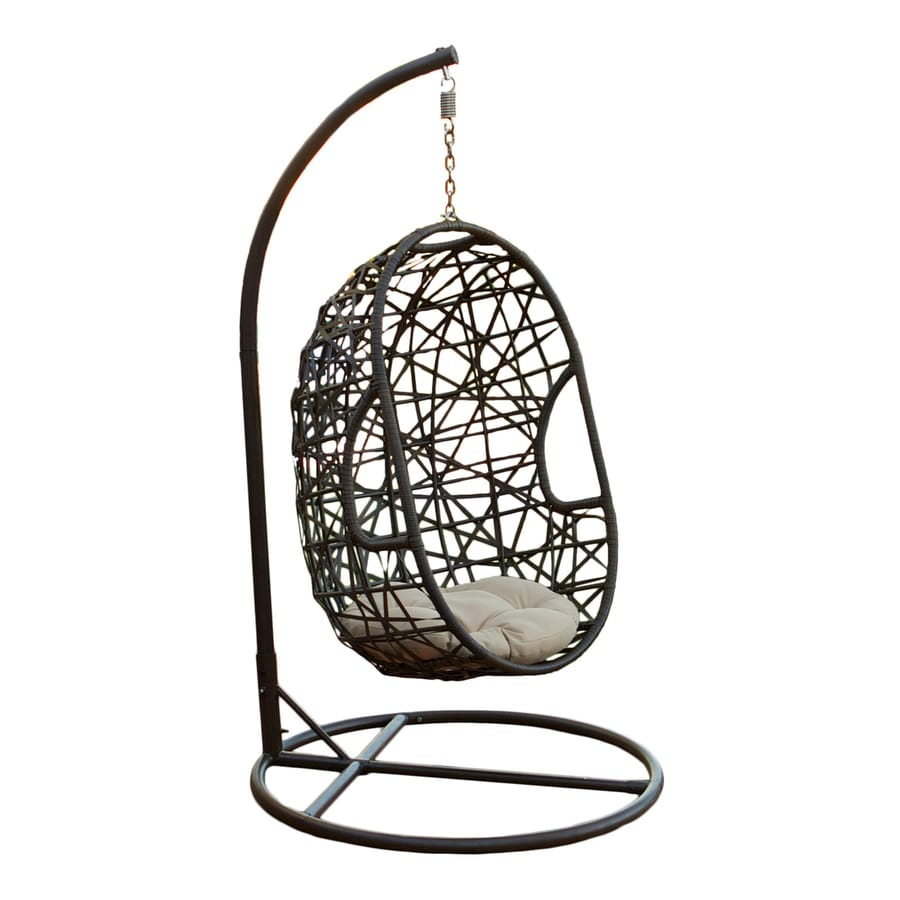 Best Selling Home Decor Egg-Shaped Free Standing Porch Swing