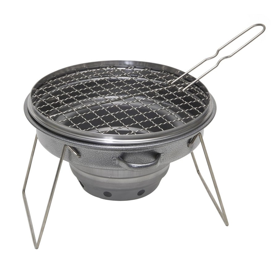 Camerons Products Portable Charcoal Grill