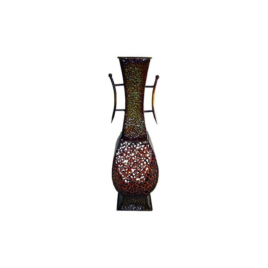 Cheung's Hand Hammered Metal Vase