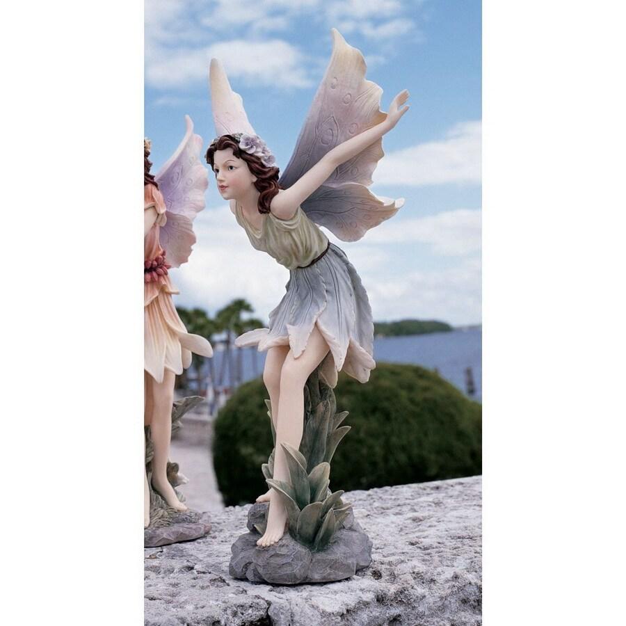 Design Toscano Taking Flight Fairy Sculpture